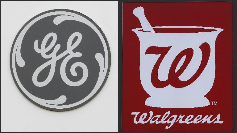 GE and Walgreens