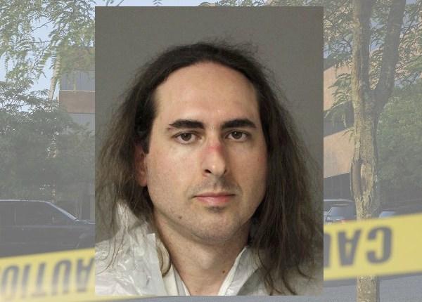 Maryland shooting suspect Jarrod Warren Ramos
