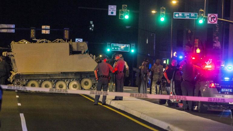 stolen tank