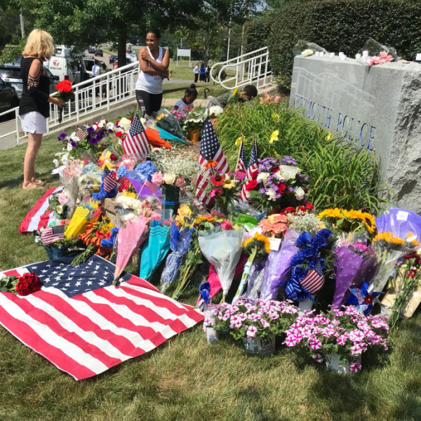 Memorial for Officer Michael Chesna