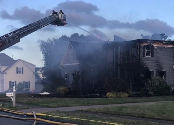 Bellingham fire fight