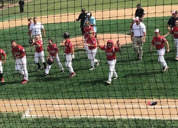 coventry little league wins semis regionals