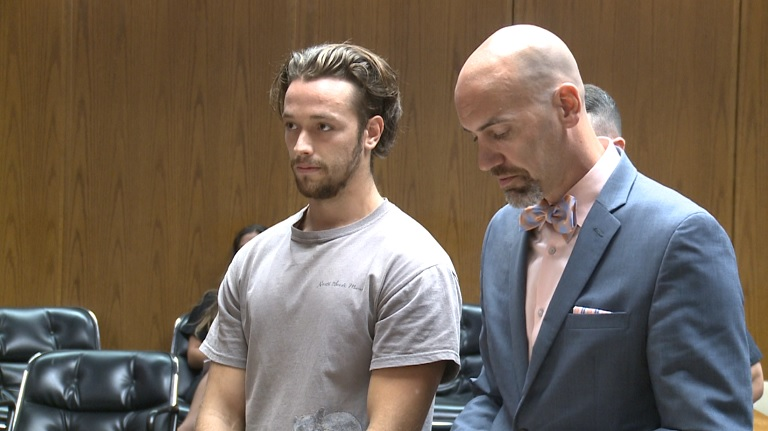 Woonsocket murder suspect Tyler Grenon bail hearing