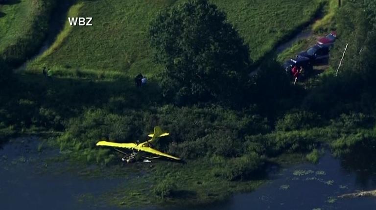 Hanson plane crash