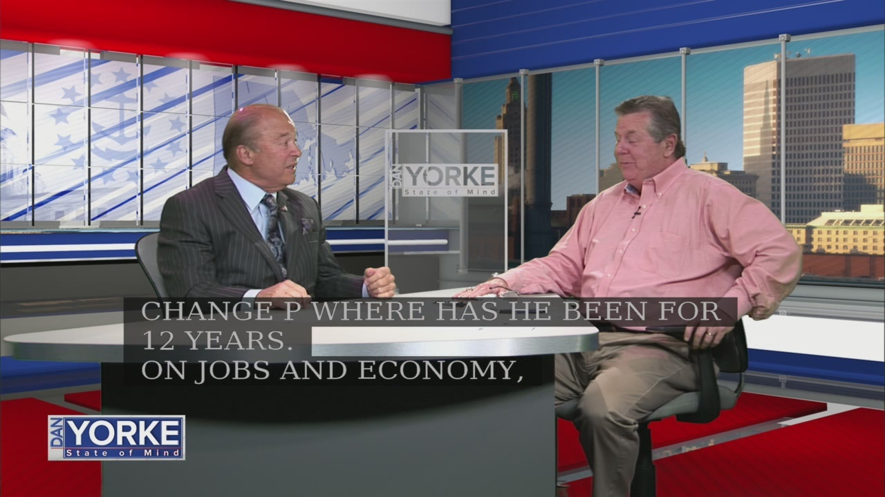 9/19: Republican candidate for U.S. Senate Bob Flanders talks about his candidacy on State of Mind