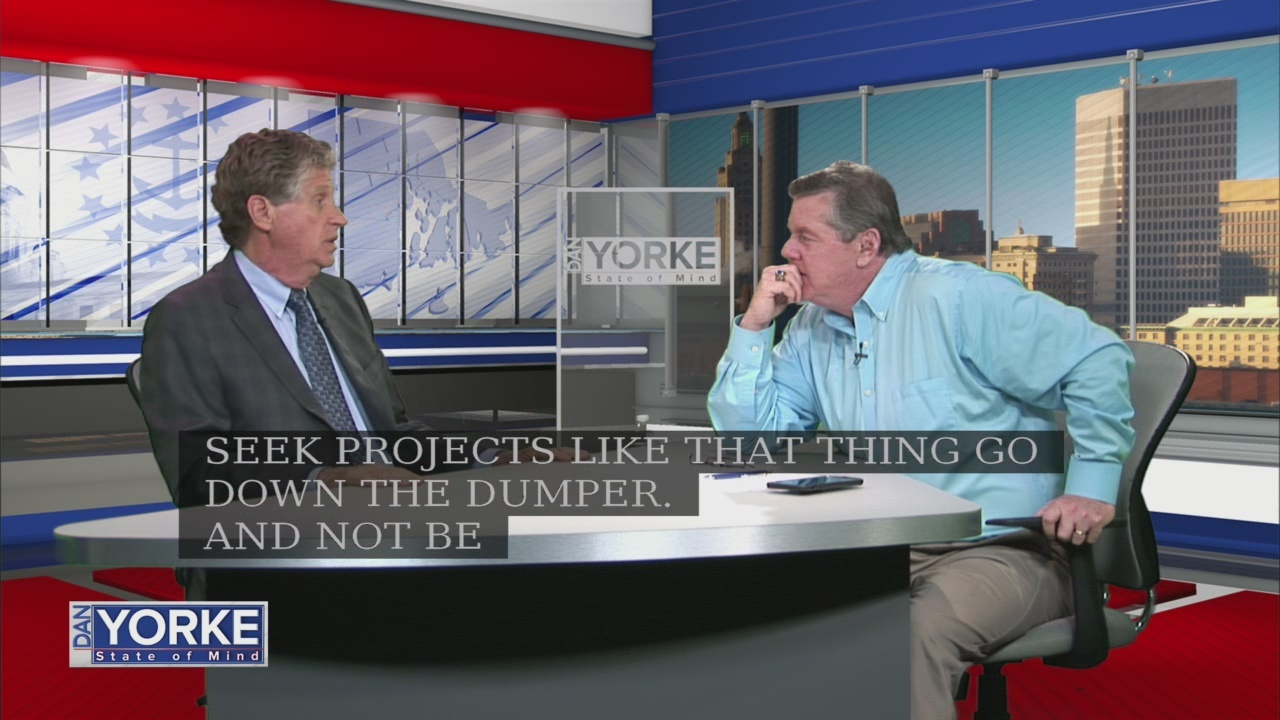 9/4: RI Lieutenant Governor Dan McKee talks about his re-election campaign on State of Mind