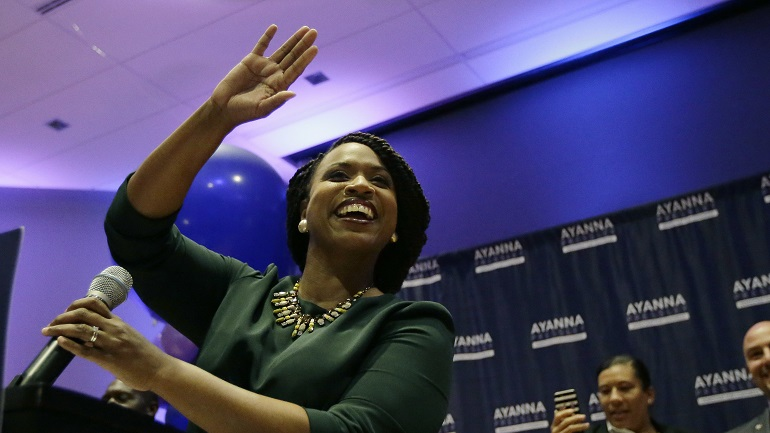 Massachusetts Primary House_ayanna pressley primary win