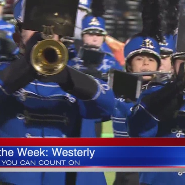 Band of the Week: Westerly High School