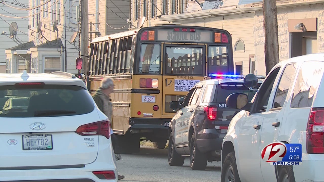 Fall River bus driver charged with child endangerment