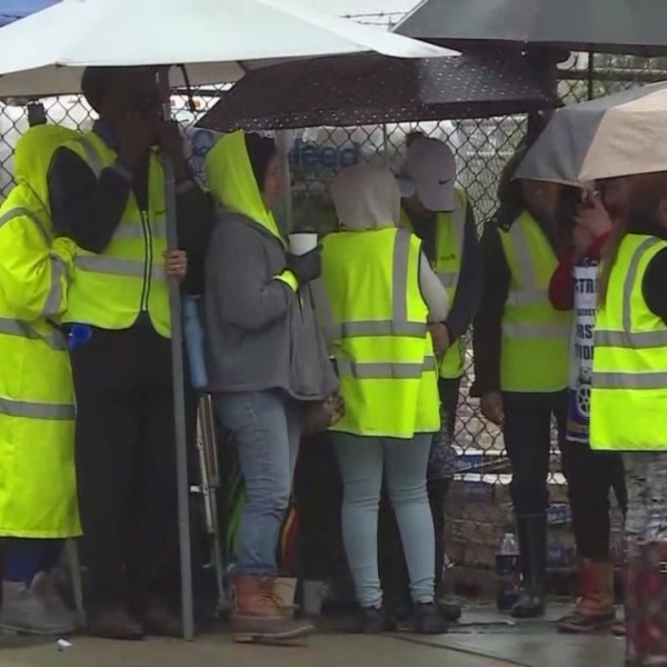 Student attendance down on 2nd day of bus driver strike in Providence