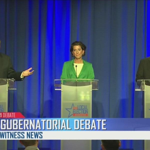 WPRI 12 Gubernatorial Debate