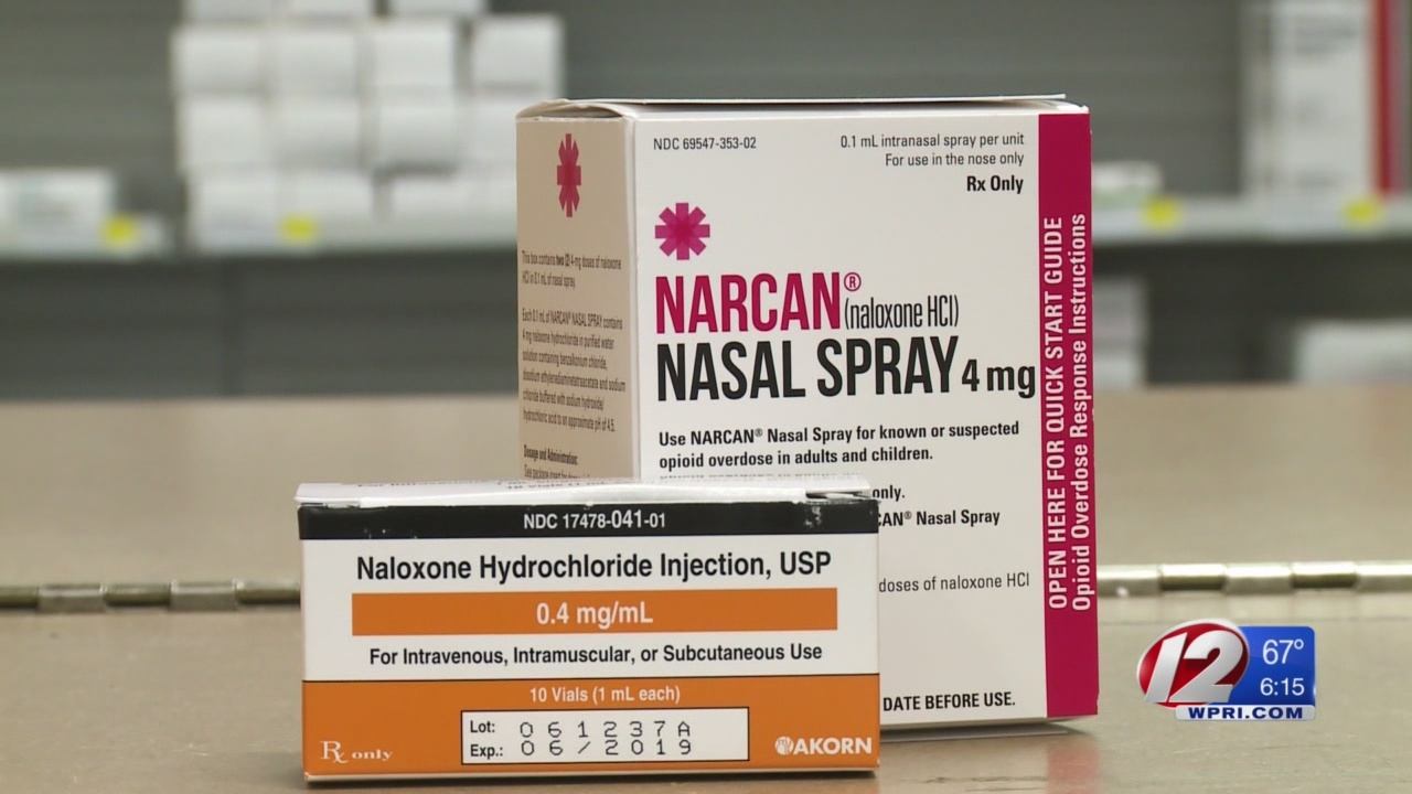 With Narcan available over the counter, advocates say everyone should carry it