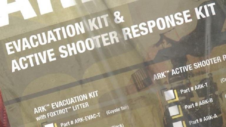Active shooter response kit