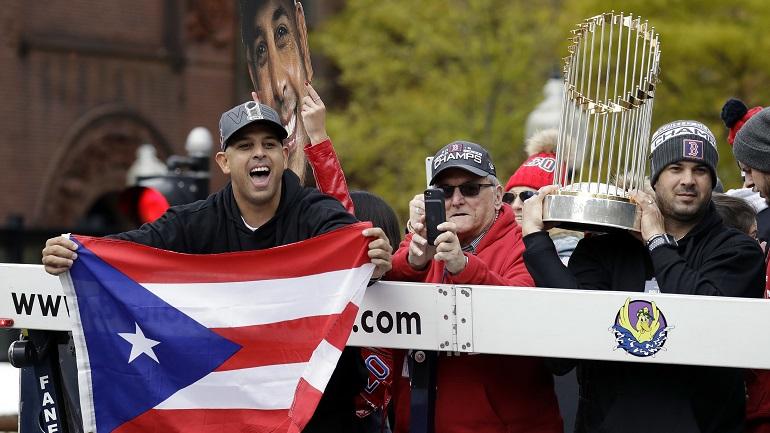 Red Sox Parade Baseball_1541010798520
