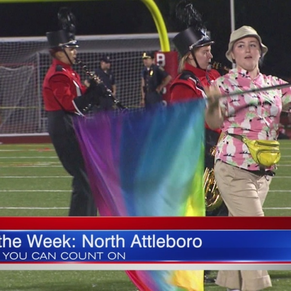 Band of the Week: North Attleboro High School