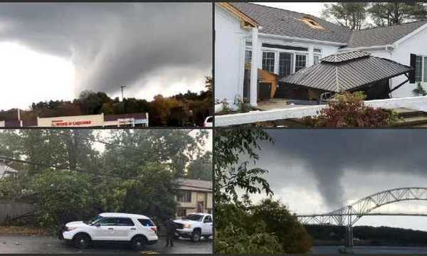Officials confirm tornado touched down in Lincoln