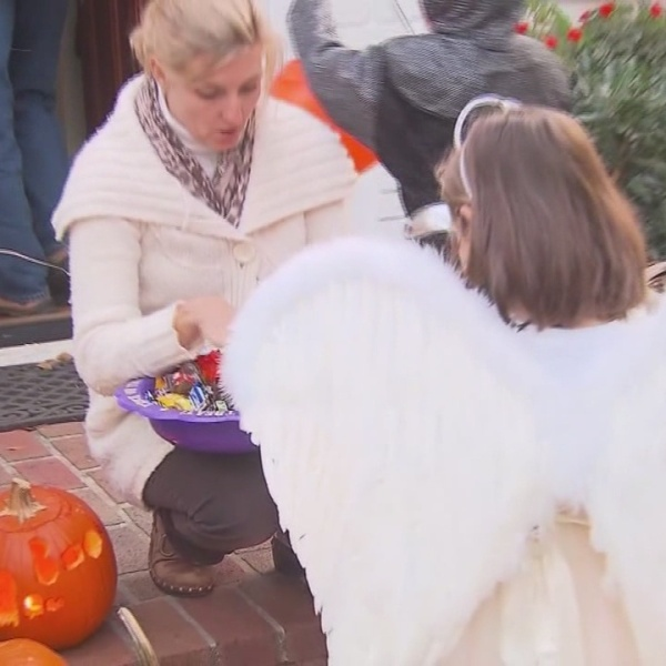 Don't let Halloween turn into a nightmare: Tips for safe trick-or-treating