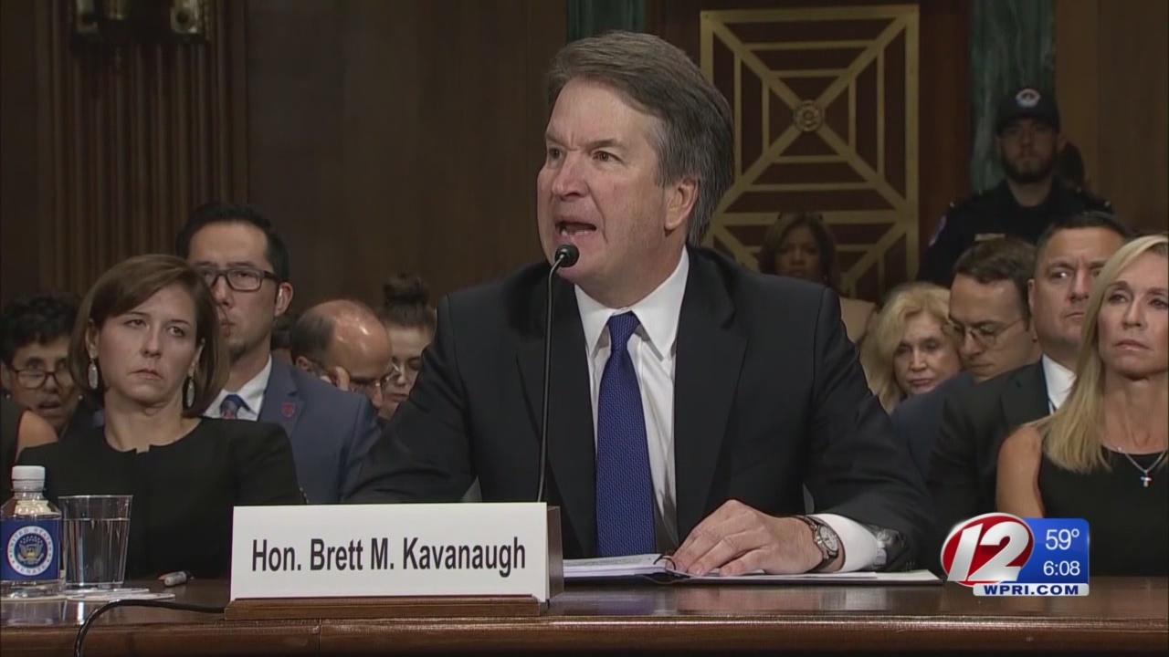 Kavanaugh faces crucial vote, White House eyes GOP senators