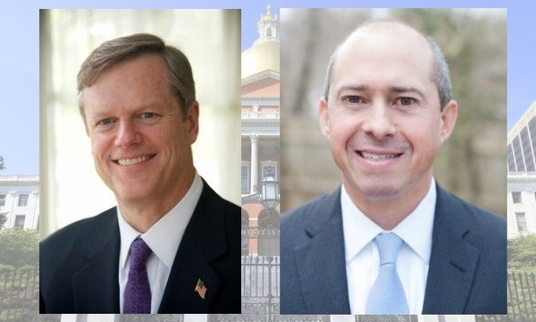 Massachusetts governor's race