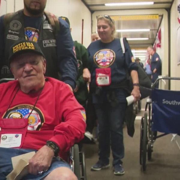 Honor Flight recognizes RI veterans' sacrifices with free trips to Washington DC