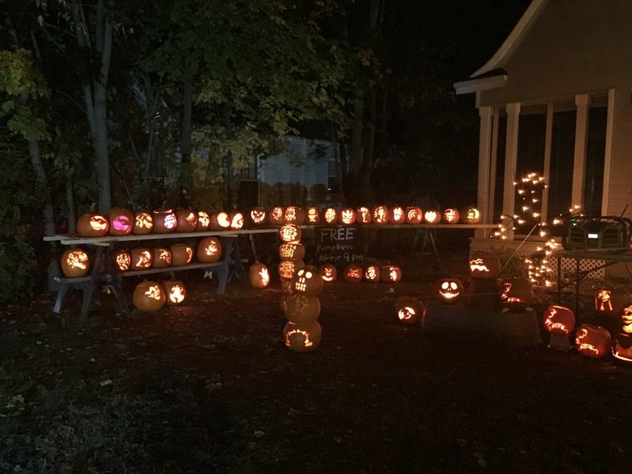 Porreca Pumpkins