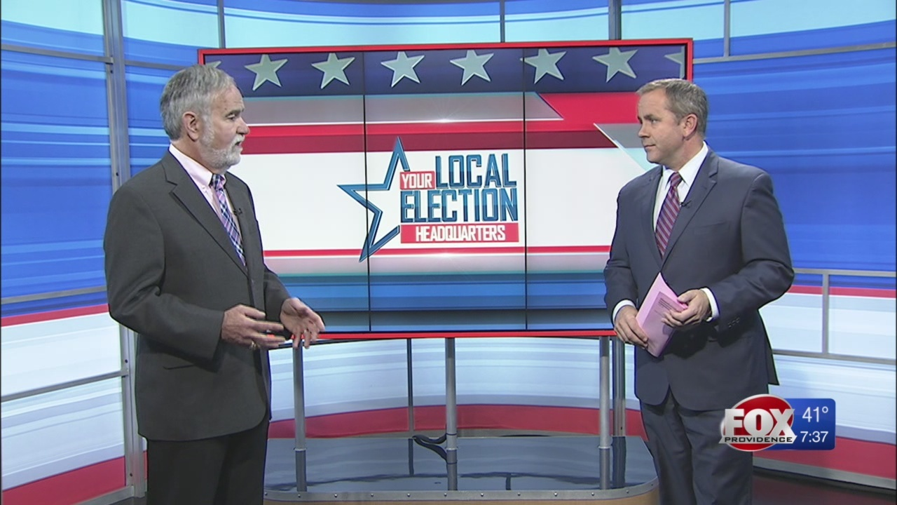 Joe Fleming digs into our exclusive Roger Williams University poll