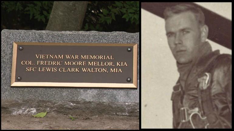 Cranston updates war memorial after return of fallen hero's remains