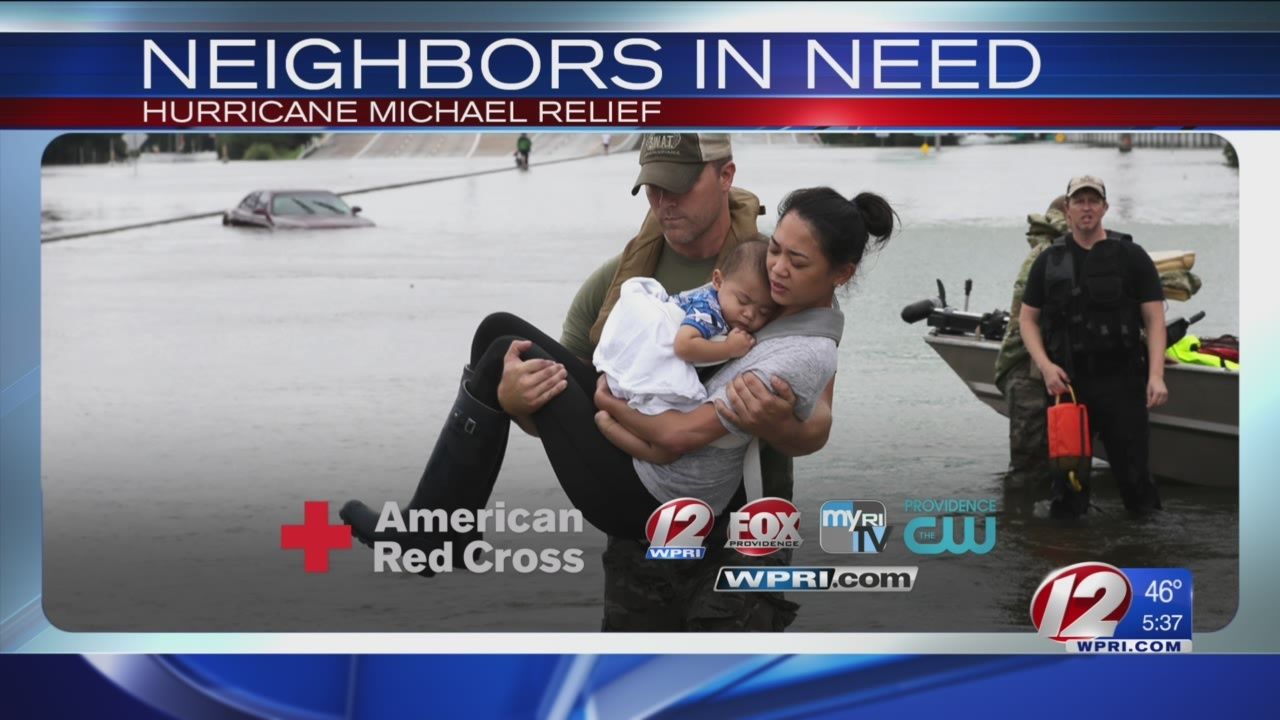 Neighbors In Need: Donate to Hurricane Michael Relief Drive