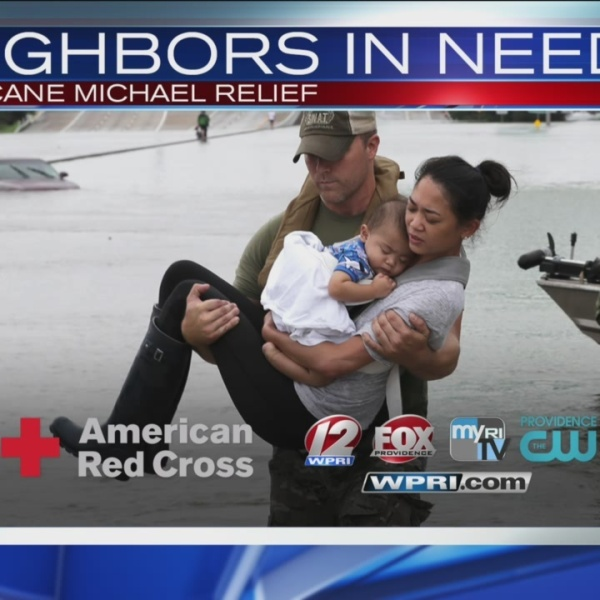 Neighbors In Need: Donate to Hurricane Michael Relief Drive