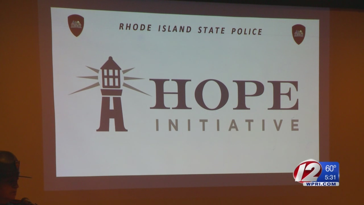 New initiative brings 'HOPE' to combating opioid overdose epidemic