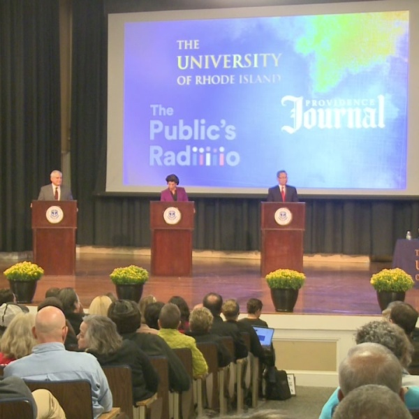 Raimondo, Fung exchange fire in 2nd debate for governor