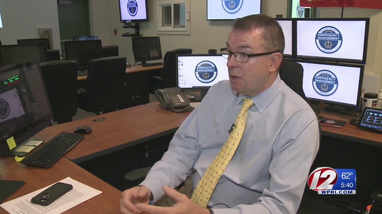 Rhode Island's EMA Director confirmed