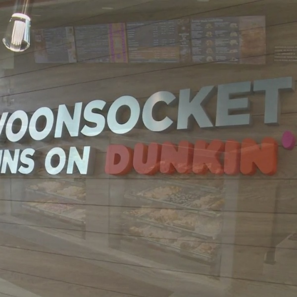 The Future of Dunkin' is here