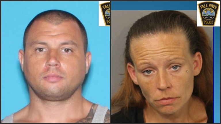 Fall River assault suspects Adam Levesque and Shannon Smith