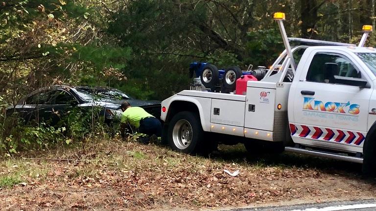 Glocester Reynolds Road crash
