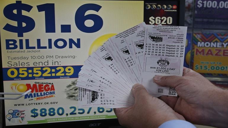 Winning lottery ticket sold in S. Carolina