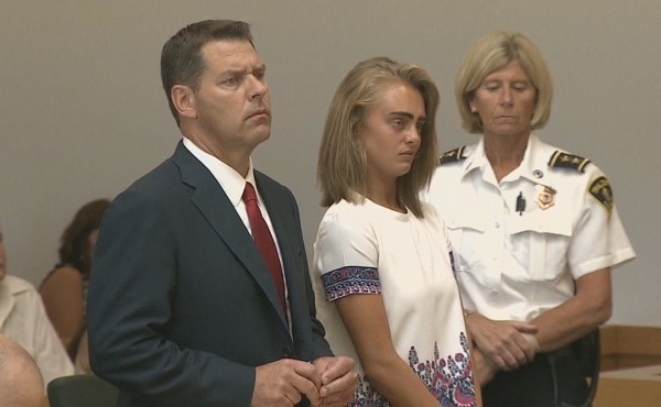 Michelle Carter sentenced to prison_527276