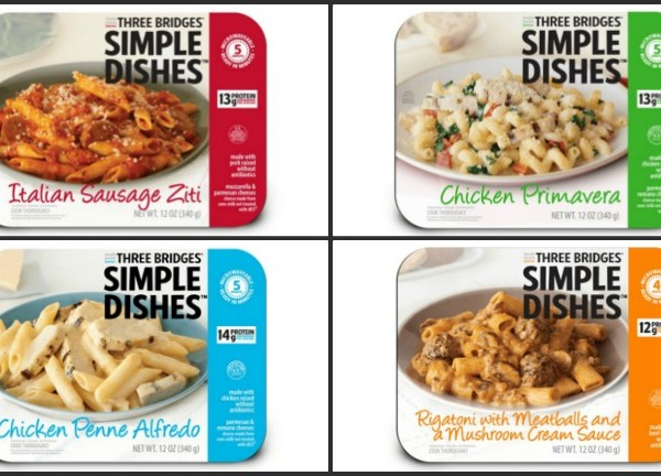Valley Fine Foods frozen dinner recall