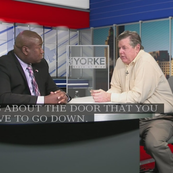 11/13: RI Veterans Affairs Director Kasim Yarn talks Veterans Day on State of Mind
