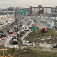 RIDOT: bridge work has resumed on I-195W