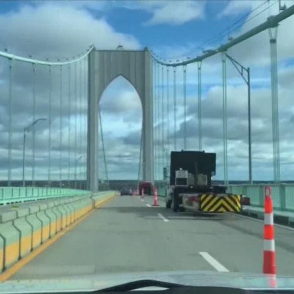 After massive backups, RITBA changing Pell bridge lane closures