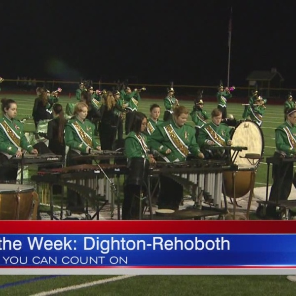 Band of the Week: Dighton-Rehoboth