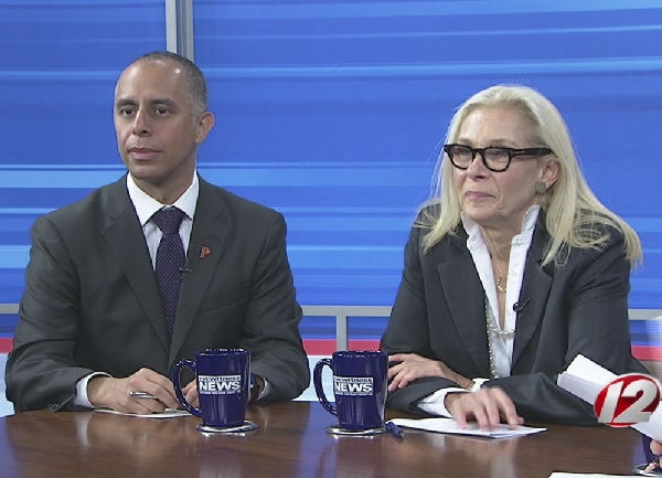 Elorza, Witman tackle pensions, guns in final Providence mayoral debate