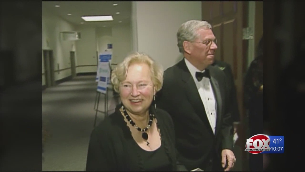 Family, friends remember former RI First Lady Sue Carcieri