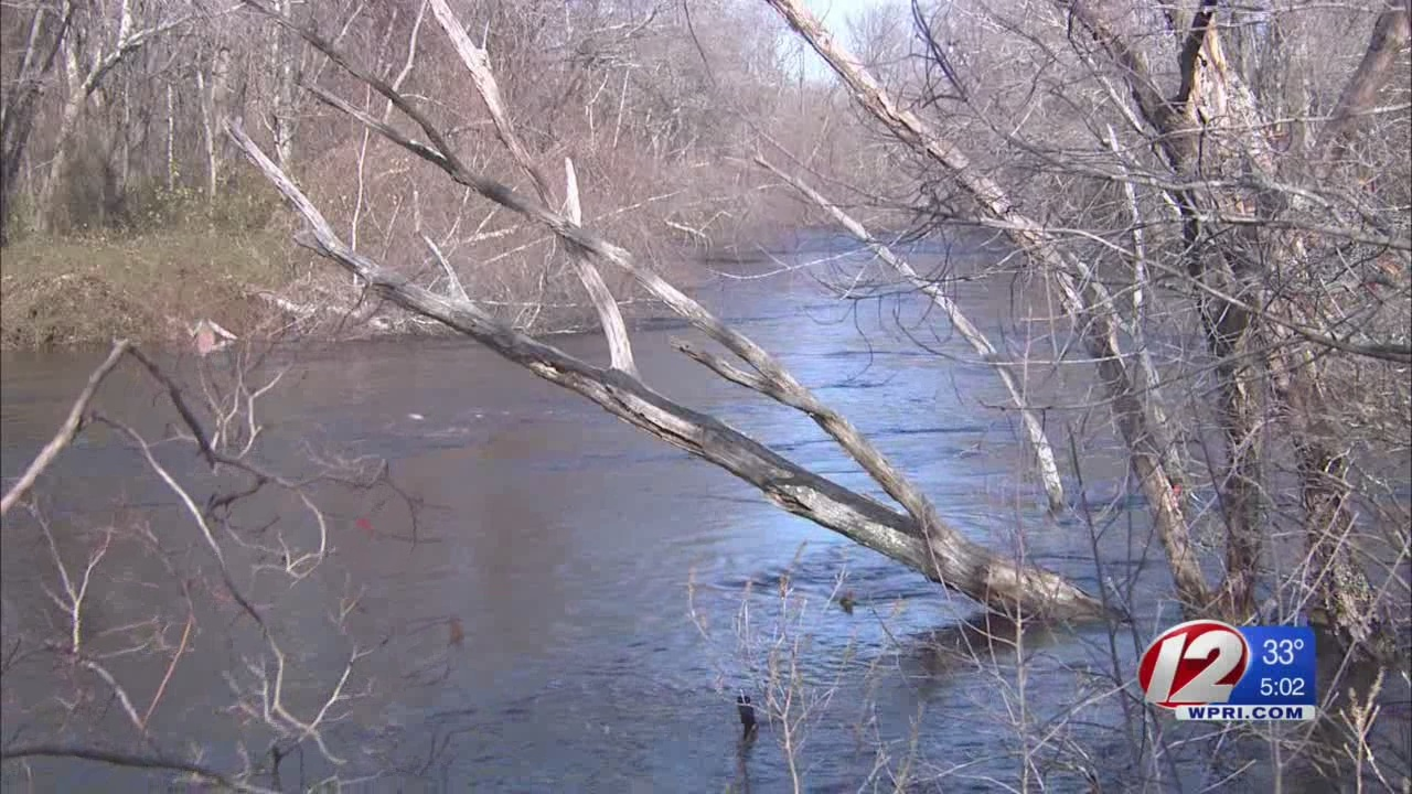 Pawtuxet River at its highest crest in 5 years