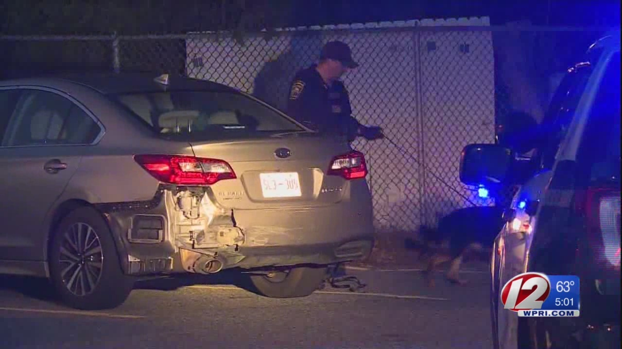 Police: High-speed chase connected to Fall River shooting