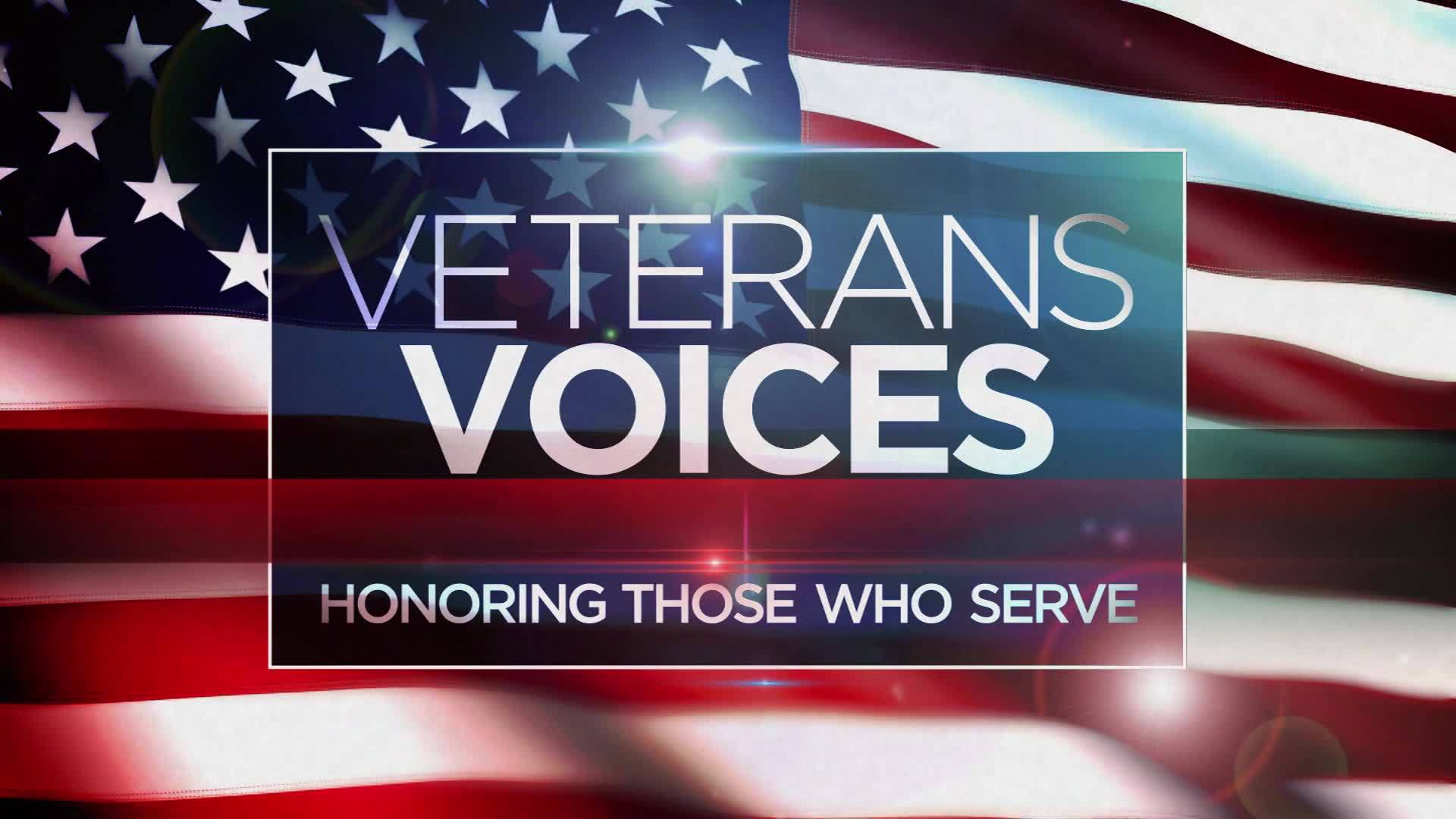Veterans Voices: Honoring Those Who Serve