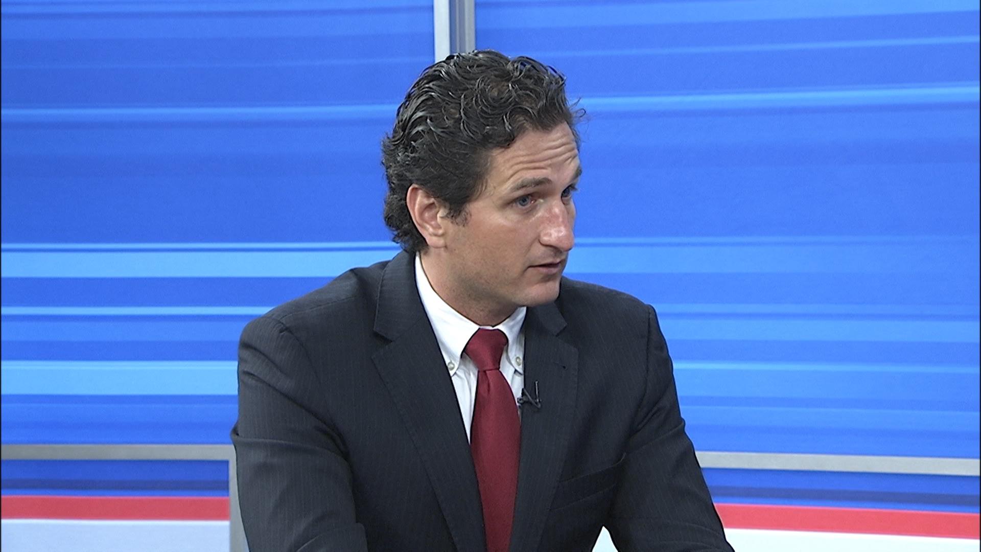 Newsmakers 11/30/2018: Blake Filippi; Georgia Hollister Isman