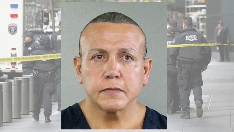 Mail-bomb suspect Cesar Sayoc
