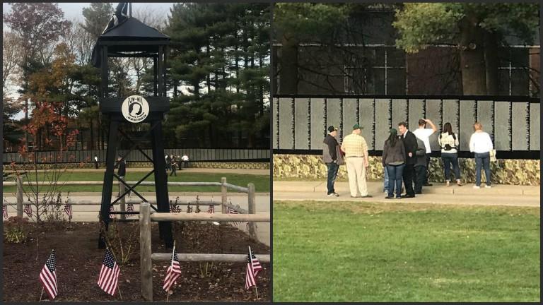Traveling Vietnam War memorial on display this weekend